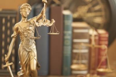 Een advocaat voor vervangende toestemming voor de rechter